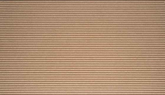Shapes - Stripes (Ivory) de Architectural Systems | Baldosas de corcho