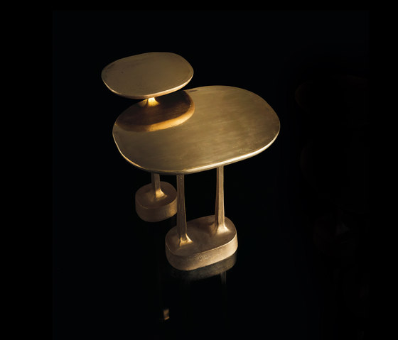 Mushroom Table by HENGE | Side tables