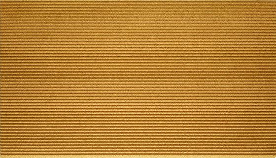 Shapes - Stripes (Yellow) de Architectural Systems | Baldosas de corcho