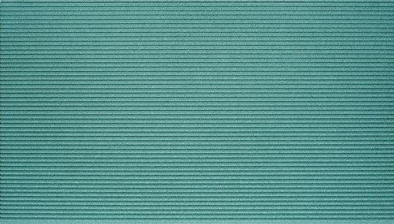 Shapes - Stripes (Turquoise) de Architectural Systems | Baldosas de corcho