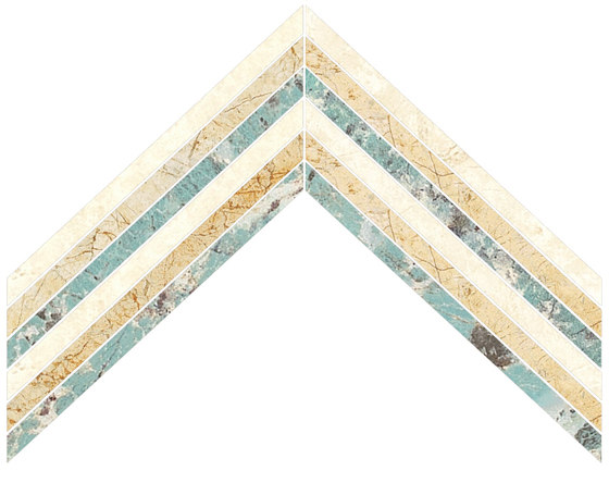 Arrows | Type 03 by Gani Marble Tiles | Natural stone tiles