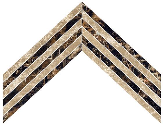 Arrows | Type A 02 de Gani Marble Tiles | Baldosas de piedra natural
