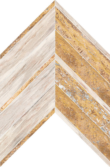 Arrows | Type D 02 de Gani Marble Tiles | Baldosas de piedra natural