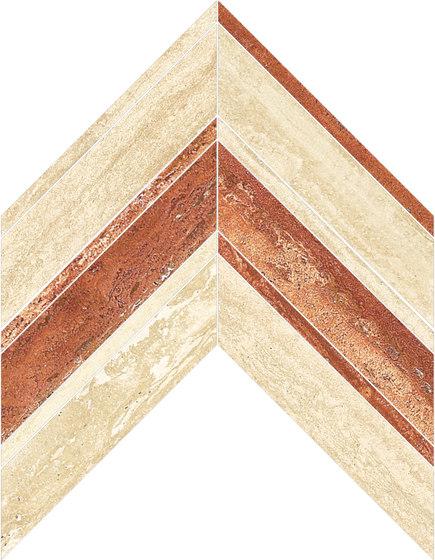 Arrows | Type F 03 de Gani Marble Tiles | Baldosas de piedra natural