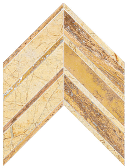 Arrows | Type I 02 de Gani Marble Tiles | Dalles en pierre naturelle