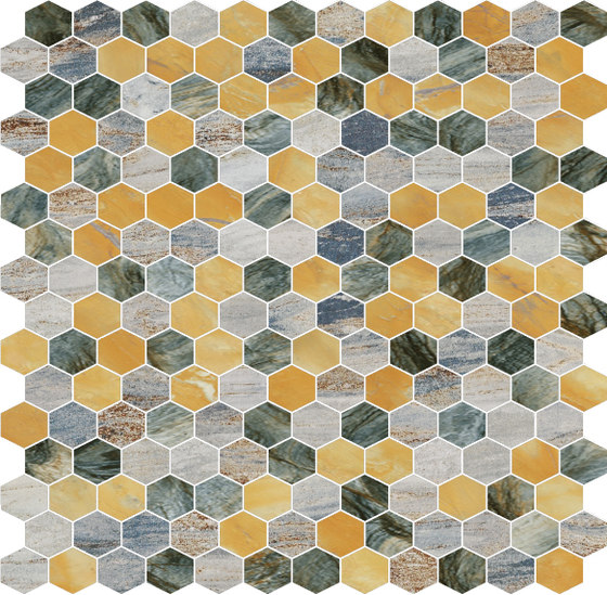 Hexagons | Type F by Gani Marble Tiles | Natural stone tiles