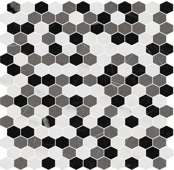 Hexagons | Type G by Gani Marble Tiles | Natural stone tiles