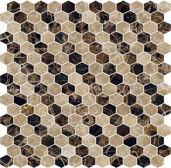 Hexagons | Type L by Gani Marble Tiles | Natural stone tiles