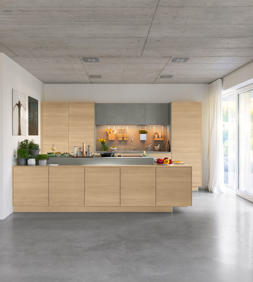 filigno kitchen by TEAM 7 | Fitted kitchens