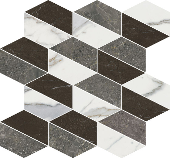 Special Cut  Type J de Gani Marble Tiles   Baldosas de piedra natural