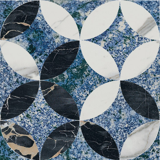 Special Tiles |Type D di Gani Marble Tiles | Piastrelle