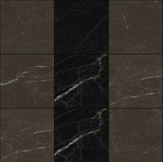 Mosaic Square 3x3 | Type C by Gani Marble Tiles | Natural stone tiles