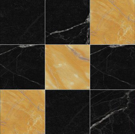 Mosaic Square 3x3 | Type G de Gani Marble Tiles | Baldosas de piedra natural