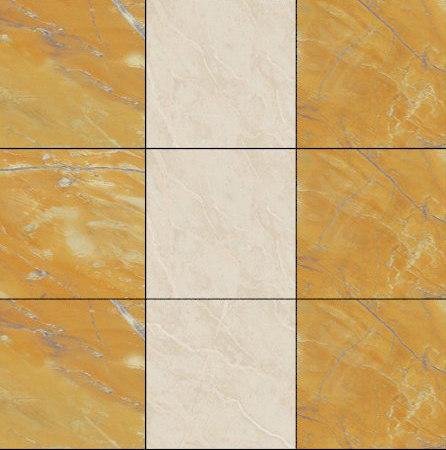Mosaic Square 3x3 | Type I di Gani Marble Tiles | Piastrelle pietra naturale