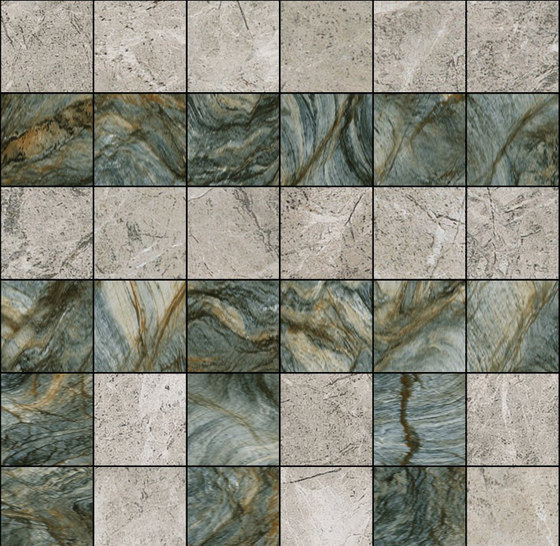 Mosaic Square 6x6 | Type A by Gani Marble Tiles | Natural stone tiles