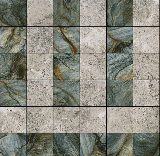 Mosaic Square 6x6 | Type B by Gani Marble Tiles | Natural stone tiles