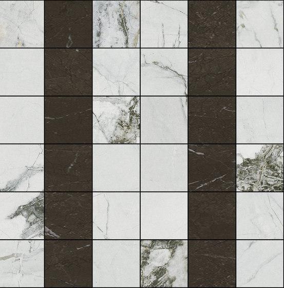 Mosaic Square 6x6 | Type M de Gani Marble Tiles | Baldosas de piedra natural