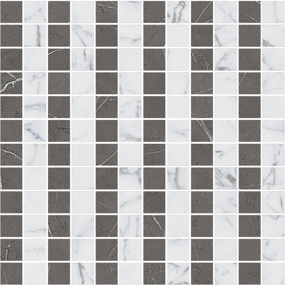 Mosaic Square LINE 12X12   Type B by Gani Marble Tiles   Natural stone tiles