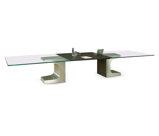 Niemeyer | Meeting Table de Estel Group | Mesas contract