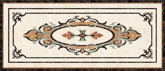 Medallion Square | PH059 by Gani Marble Tiles | Natural stone panels