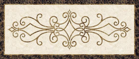 Medallion Square   PH081 di Gani Marble Tiles   Lastre pietra naturale