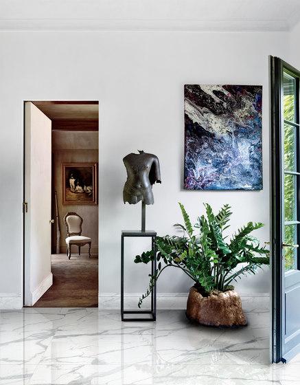 White | Statuario Venato by Gani Marble Tiles | Natural stone panels