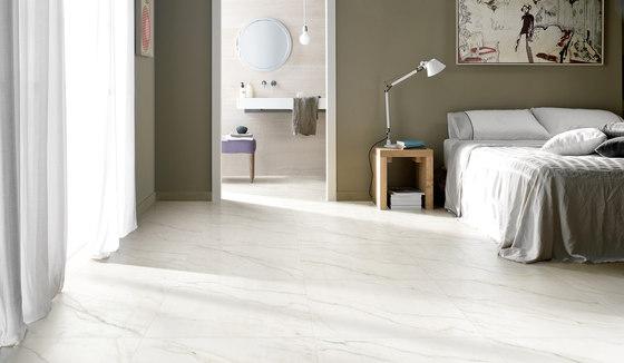 White | Calacatta de Gani Marble Tiles | Panneaux en pierre naturelle