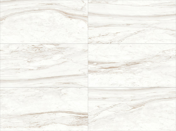 White | Volakas by Gani Marble Tiles | Natural stone panels