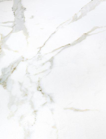 White | Calacatta Gold de Gani Marble Tiles | Panneaux en pierre naturelle