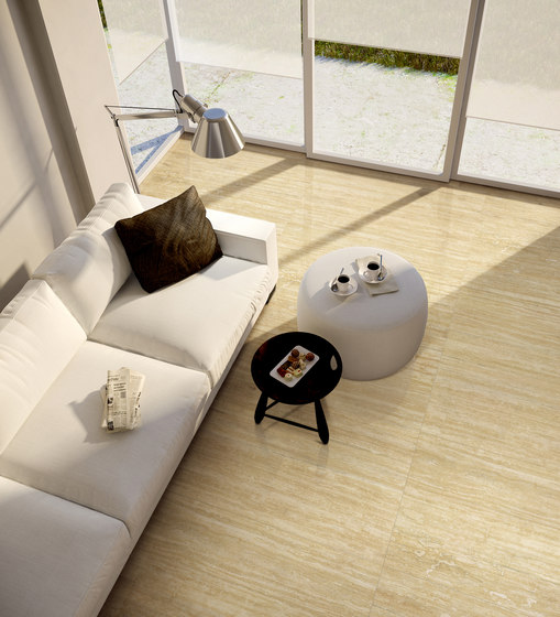 Beige | Travertino Romano by Gani Marble Tiles | Natural stone panels
