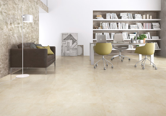 Beige | Crema Marfil by Gani Marble Tiles | Natural stone panels