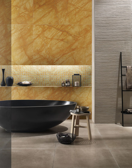 Yellow | Giallo Siena by Gani Marble Tiles | Natural stone panels