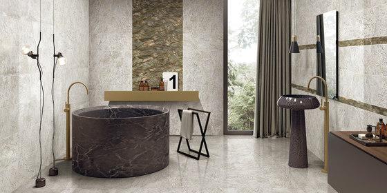 Grey | Premium Castle Grey by Gani Marble Tiles | Natural stone panels
