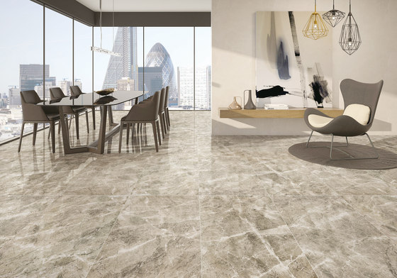 Grey | Cloud Grey by Gani Marble Tiles | Natural stone panels