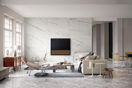 Grey | Fior Di Pesco de Gani Marble Tiles | Panneaux en pierre naturelle