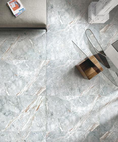 Grey | Fior Di Pesco Carnico by Gani Marble Tiles | Natural stone panels