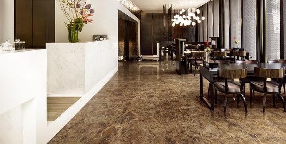 Brown | Marron Emperador by Gani Marble Tiles | Natural stone panels