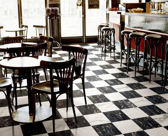 Black | Italian Portoro by Gani Marble Tiles | Natural stone panels