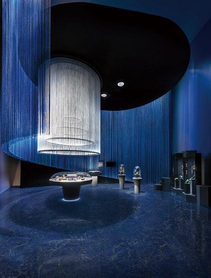 Blue | Diamond Blue de Gani Marble Tiles | Panneaux en pierre naturelle