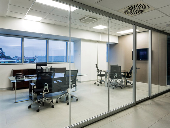 Silentbox | Wall Partitions by Estel Group | Partitions