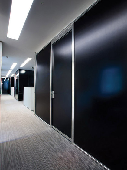 Silentbox | Wall Partitions de Estel Group | Sistemas de mamparas
