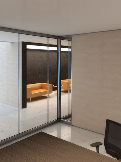 Silentbox | Wall Partitions de Estel Group | Sistemas arquitectónicos fonoabsorbentes