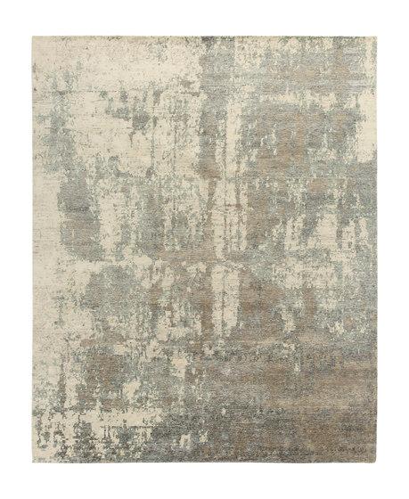 Relined 9982B ivory grey von THIBAULT VAN RENNE | Formatteppiche