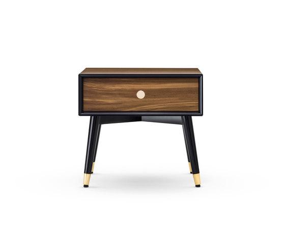Anton bed side table de black tie | Tables de chevet
