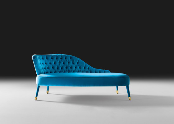 Penelope sofa by black tie | Recamieres