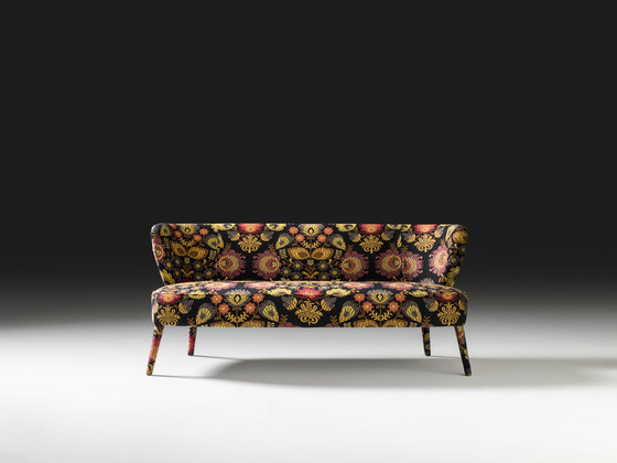 Cloè Sofa by black tie | Sofas