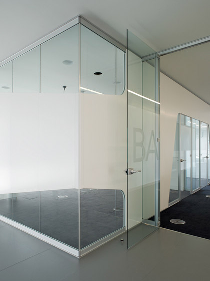 SlimBox | Wall Partitions de Estel Group | Sistemas de mamparas