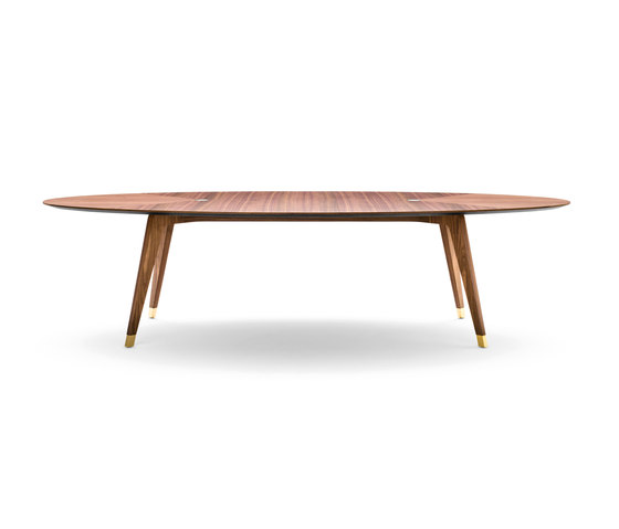 Santiago dining table by black tie | Dining tables