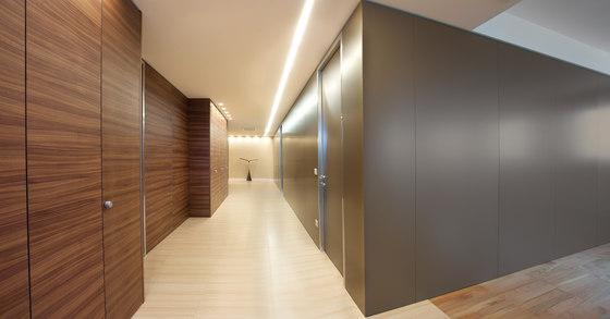 Walltech Separadores de espacio de Estel Group | Sistemas de mamparas