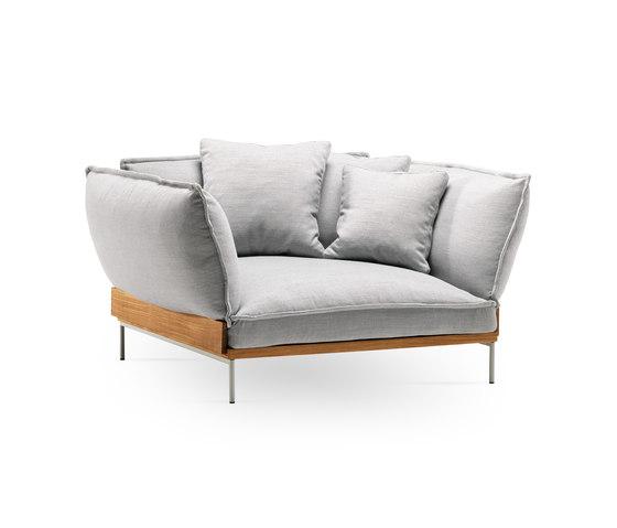 Jord (armchair) de Fogia | Sillones